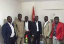 Rencontre avec la délegation de l'Association des togolais au Japon