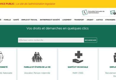 [Note Circulaire] Le service public togolais sur internet