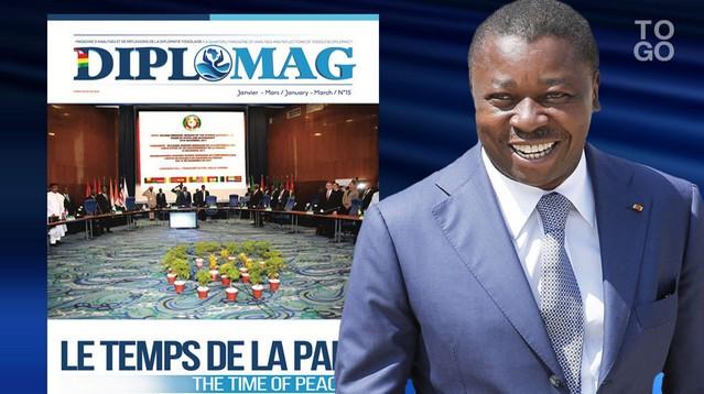 L'idéal panafricain est au cœur de l'action publique extérieure du Togo
