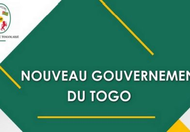 Le Togo a un nouveau gouvernement
