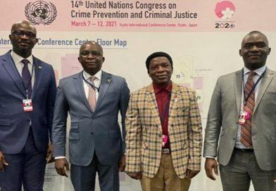 Ouverture du 14ème Congrès des Nations Unies sur le Crime et la Justice Pénale